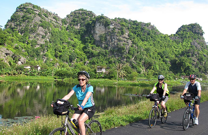 Cycling in the North 4 Days