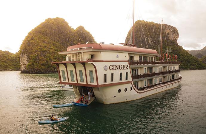 Ginger Cruise