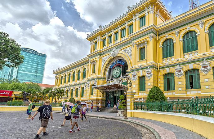 Saigon Day Tour