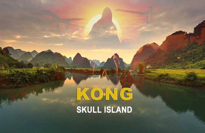 Kong Skull Island Tour 10 Days