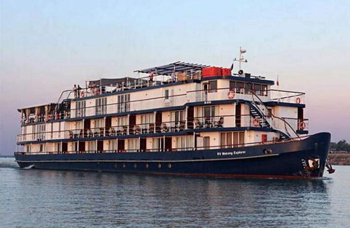Jayavarman Cruise – Heritage Line