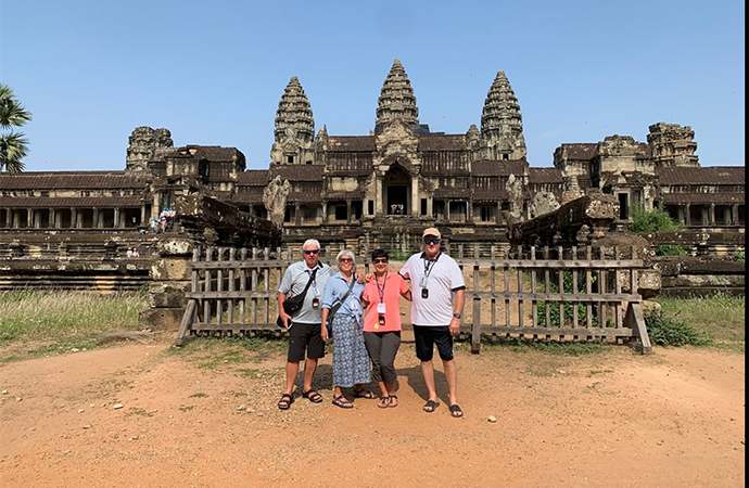 Laos & Cambodia: Lost and Found Cities