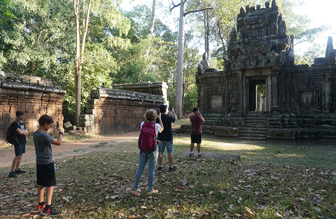 Education Trip with Focus on Buddhism
