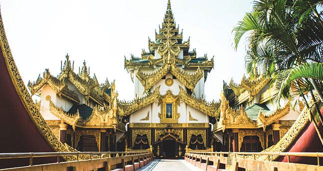 Sacred Myanmar